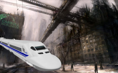 Bullet Train to Dystopia