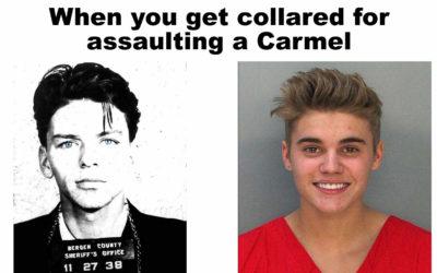 Assaulted Carmel