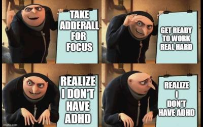 Steet Adderall